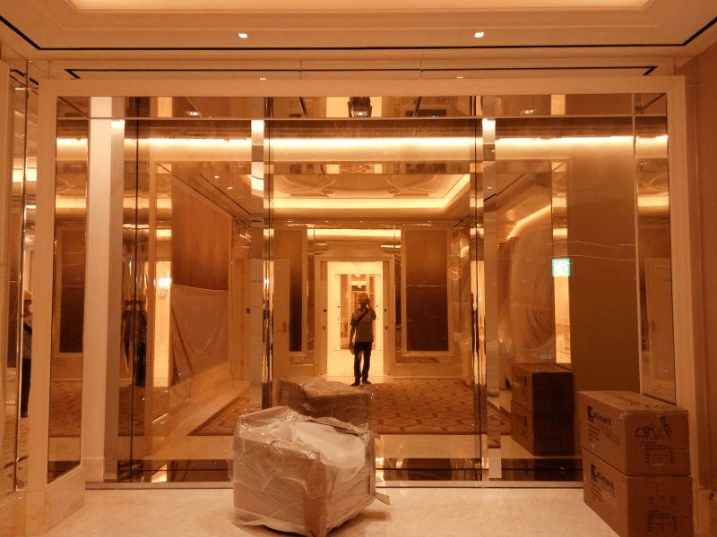 WJH project case -Wynn Palace interior decoration.