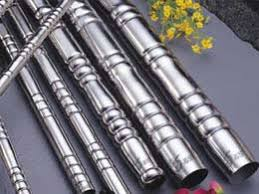 embossed stainless steel pipe