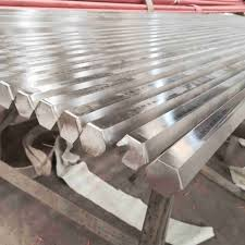 the irregular stainless steel pipe