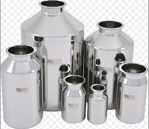 chemical stainless container